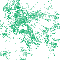 Coverage Map Unwired Labs Location API Location IQ - Iq map of us